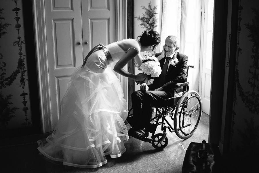 Matrimonio alla Villa Pestalozza Fotografo