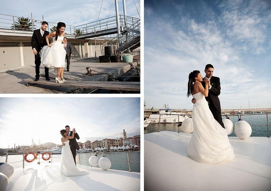 Matrimonio In Yacht : Julian kanz fotografo per matrimoni a imperia villa