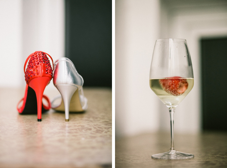 lesbian wedding shoes in italy