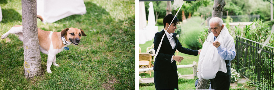 lesbian wedding ceremony in italy