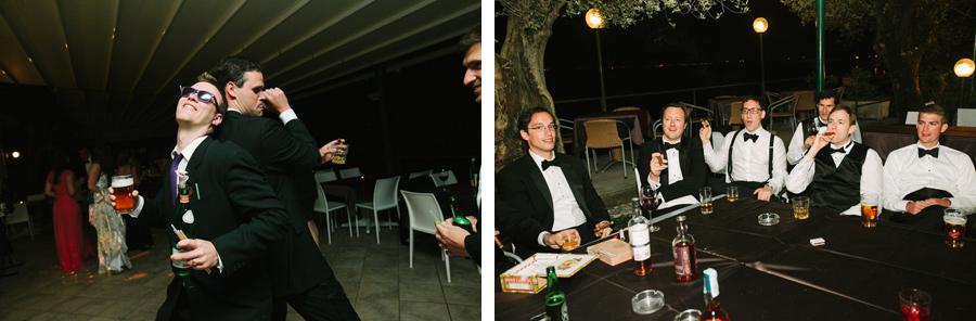 wedding reception at Palace Hotel Villa Cortine, sirmione, lake garda