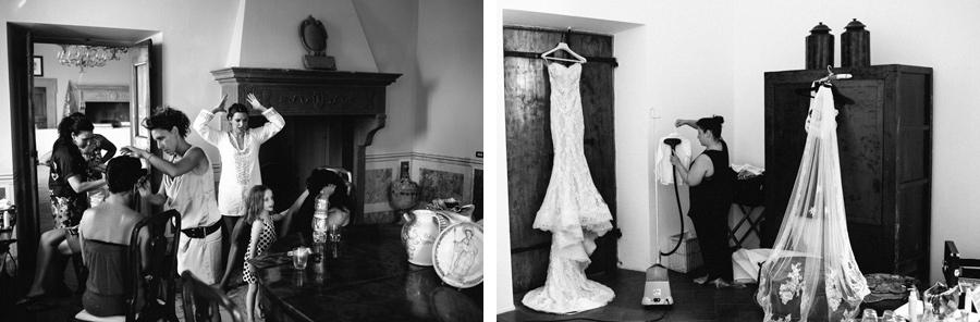 Wedding Dress Preparation Florence