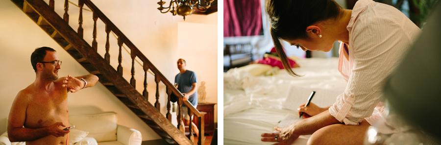 Wedding Preparation Florence Tuscany