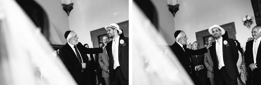 Jewish Wedding Preparations in Italy