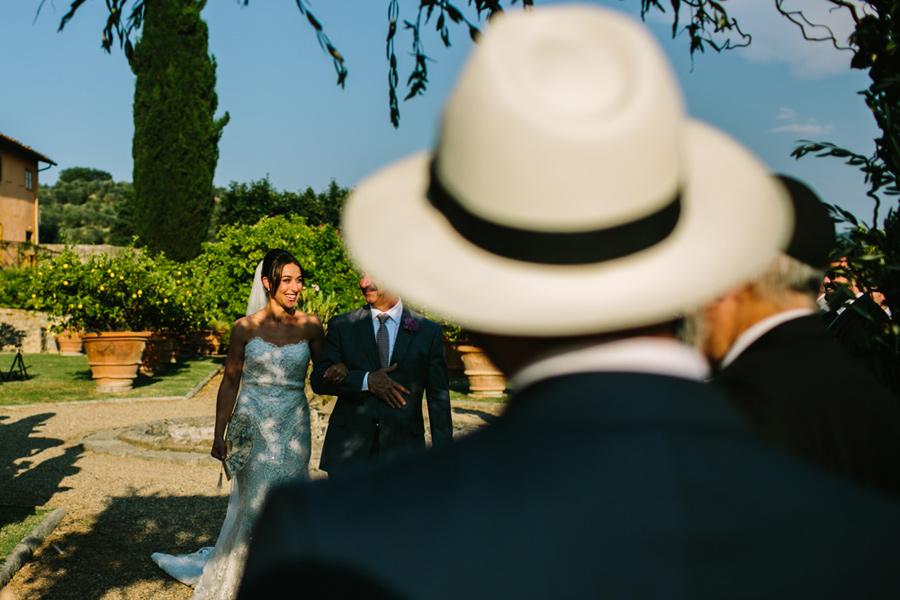 Jewish Wedding Ceremony in Italy
