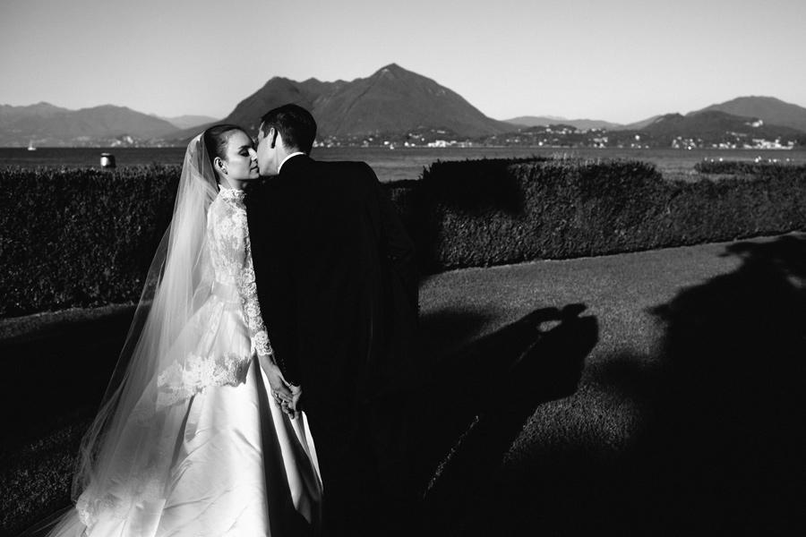 Wedding Portraits Stresa, Lake Maggiore, Italy