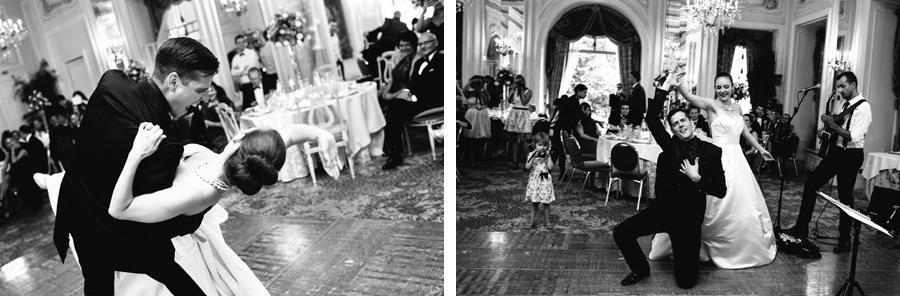 First Dance Wedding Grand Hotel des Iles Borromees, Stresa, Italy