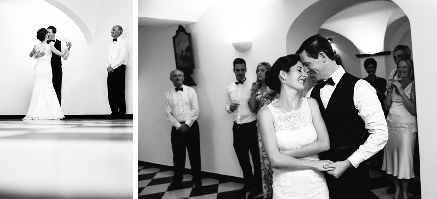 first dance wedding italy