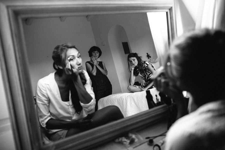 Piemonte Wedding Photographer Bride Getting Ready