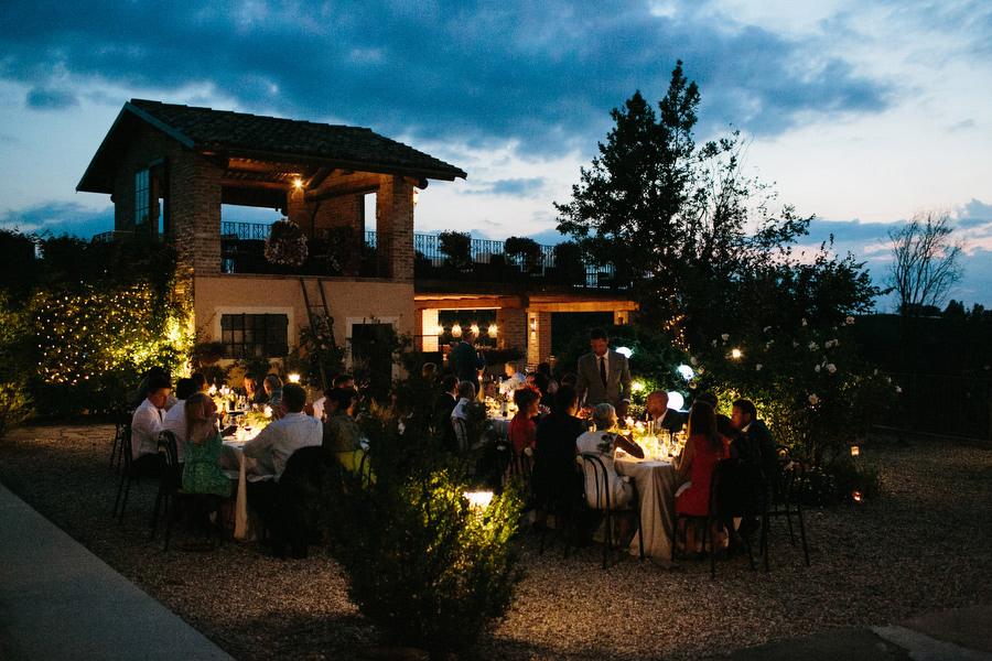 La Villa Hotel Piedmont Wedding