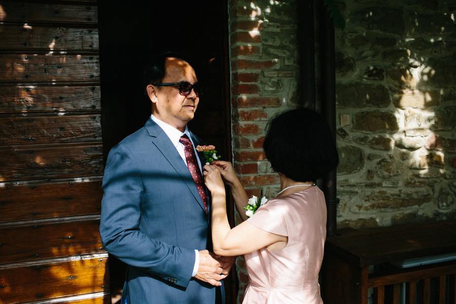 Villa Baroncino Italy Wedding Photographer