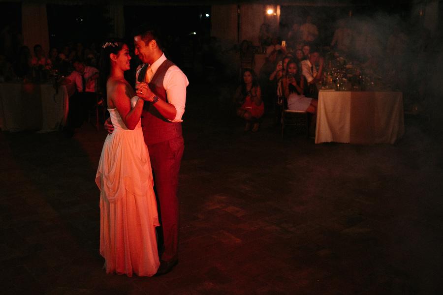 Villa Baroncino Wedding Reception Photographer Julian Kanz
