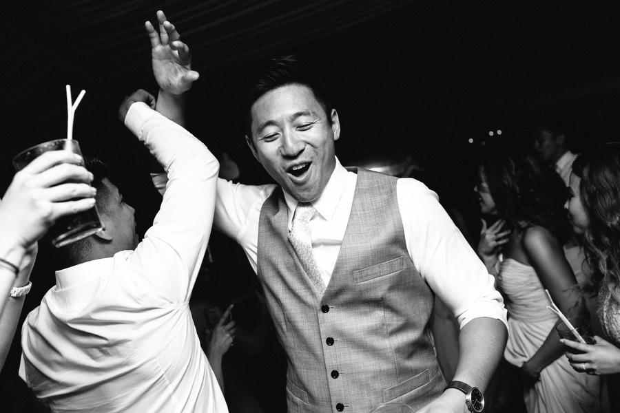 Villa Baroncino Wedding Reception Dances Bride and Groom