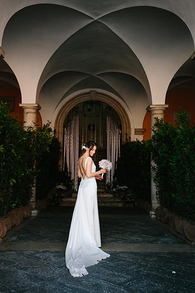 ritratto sposa fotografo matrimonio lago di garda