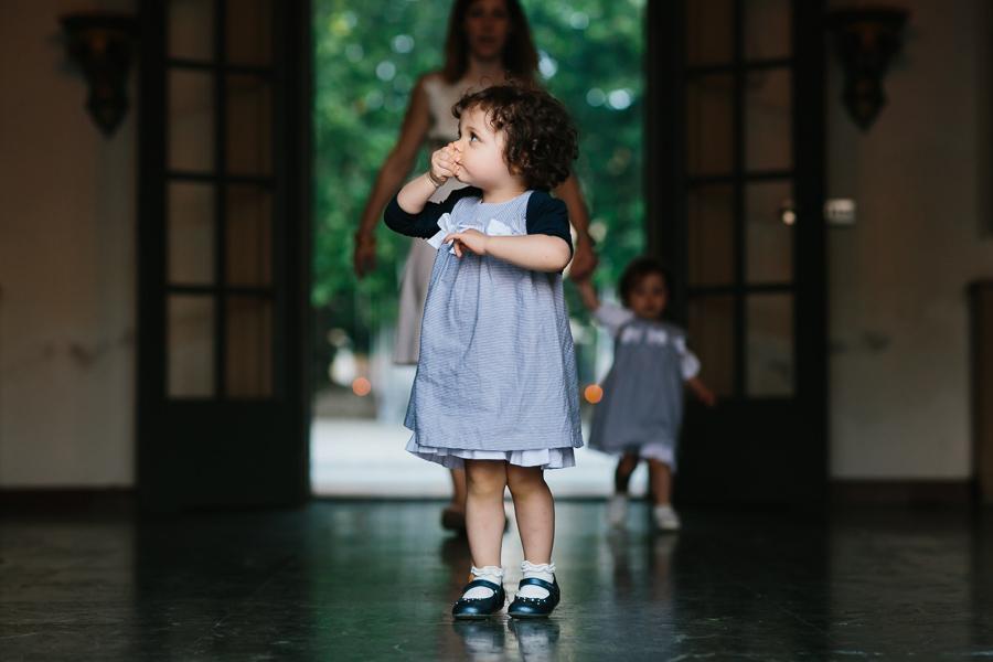 bambini matrimonio Villa La Tassinara