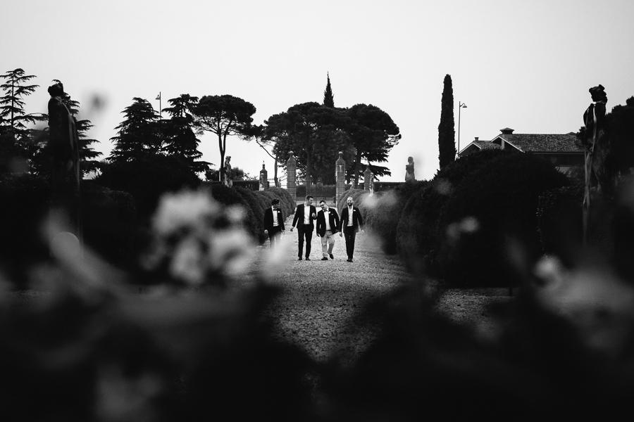 Villa Tassinara Matrimonio