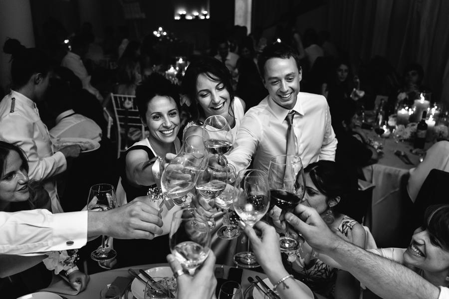Festa Matrimonio Villa La Tassinara