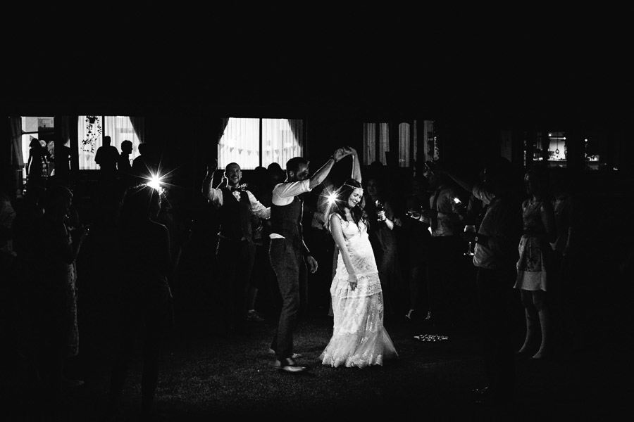 First Dance at Wedding in Piedmont Italy