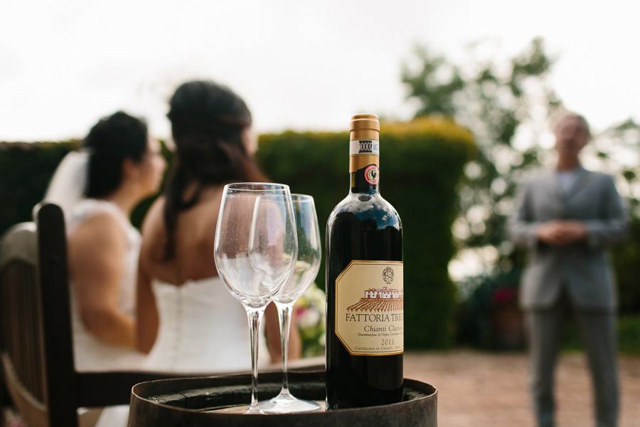 Wine Wedding Tuscany