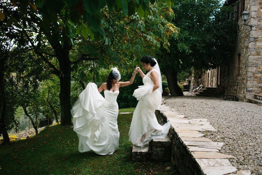 Same-Sex Destination Wedding Photographer Italy