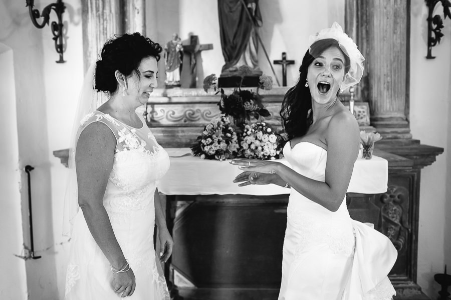 Gay Wedding Ceremony Church Italy