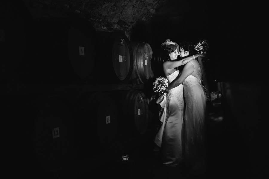Bride Wedding Fattoria Tregole