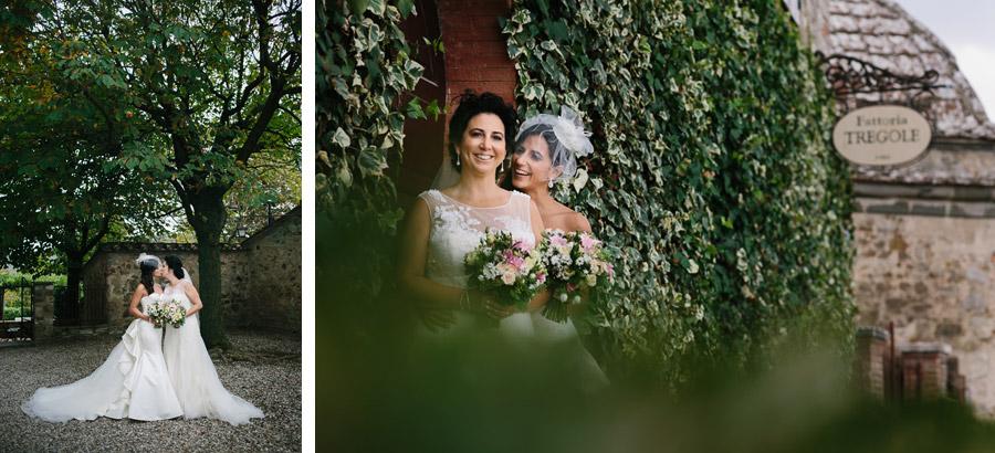 Fattoria Tregole Gay Wedding