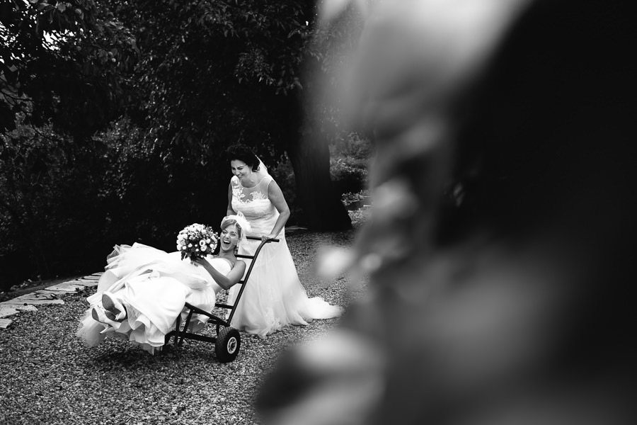 Two Brides Wedding Italy