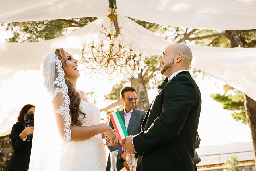 Beyoncé wedding ceremony