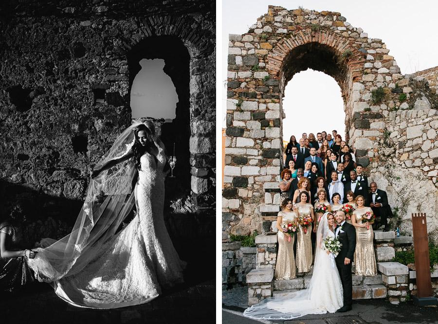 Destination Wedding Taormina Sicily