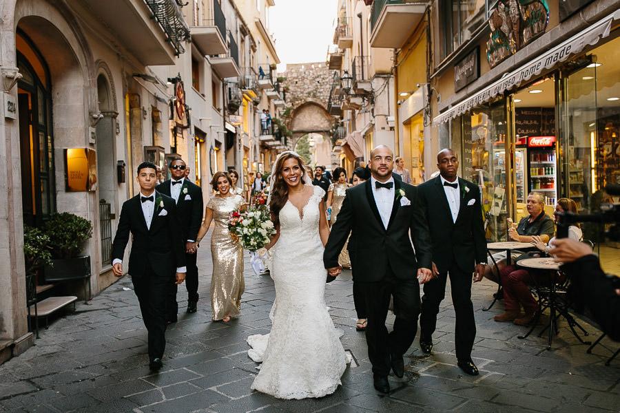 Taormina Wedding Photographer Sicily