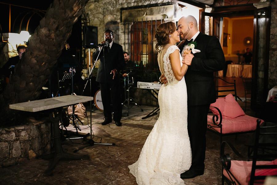 First Dance Destination Wedding