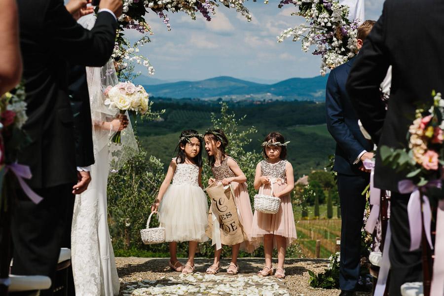Kids Wedding Castello Gabbiano