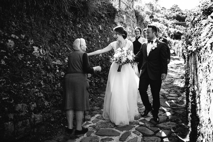 Melina Cinque Terre Wedding Planner