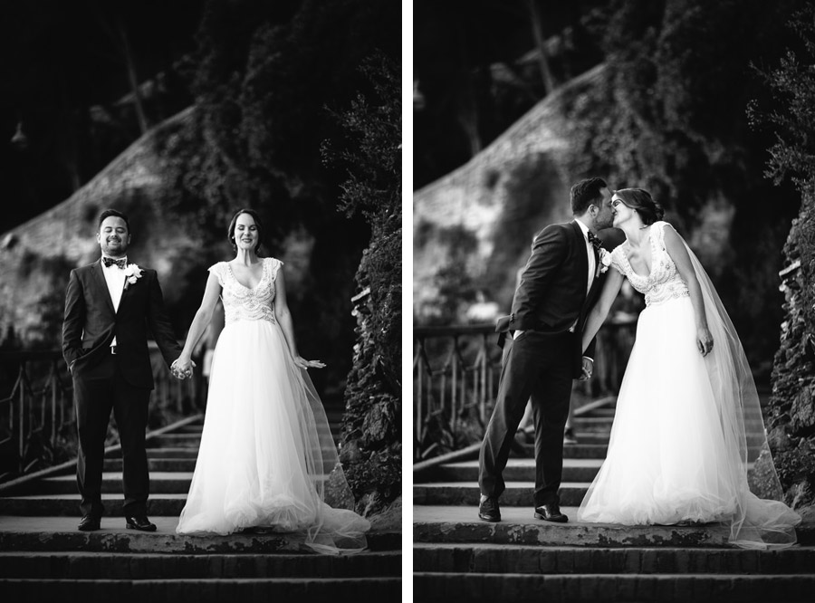 Cinque Terre Wedding Portraits