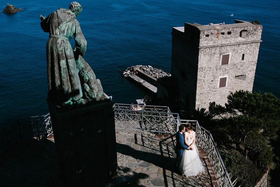Corniglia Cinque Terre Wedding Photographer
