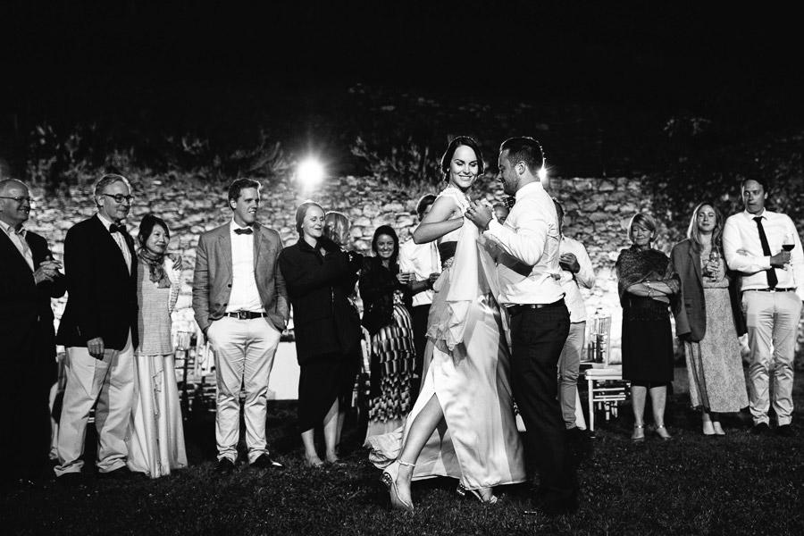 First Dance Liguria Wedding