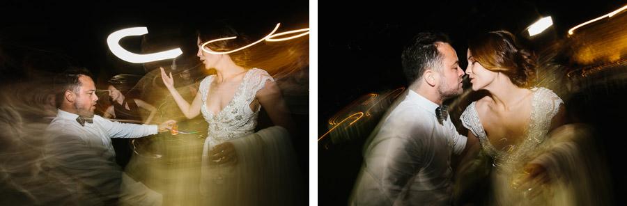 bride groom kissing cinque terre wedding