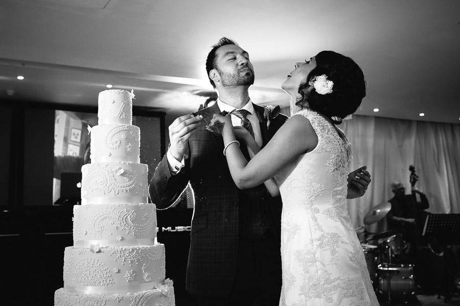 Wedding Cake Froyle Park
