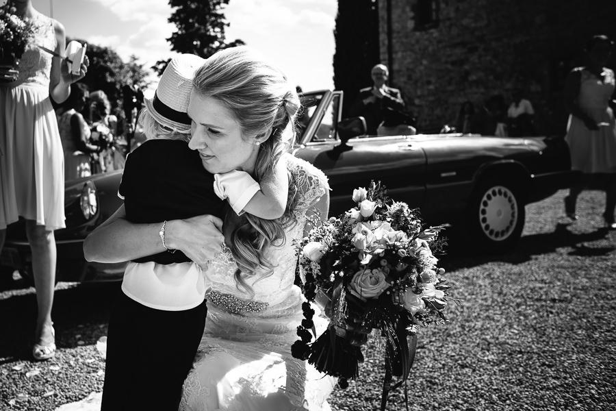 Pieve di Spaltenna Wedding Photographer