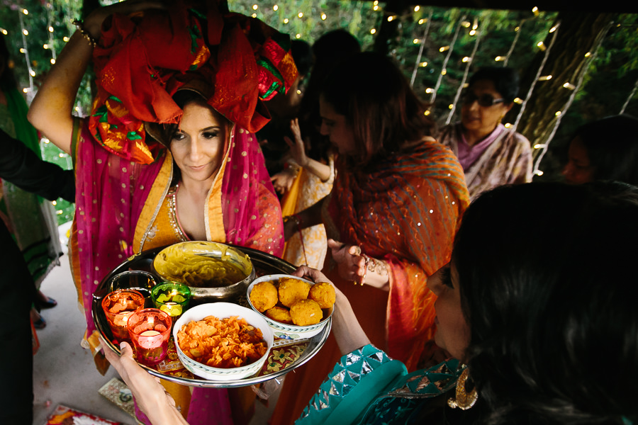 Mehndi Night Wedding Photographer