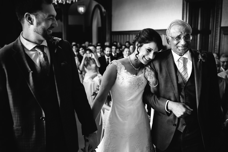 Froyle Park Wedding Ceremony