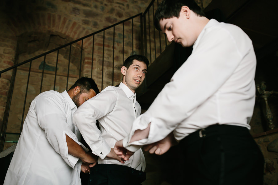 SposiamoVi Wedding Groom Preparations Photographer