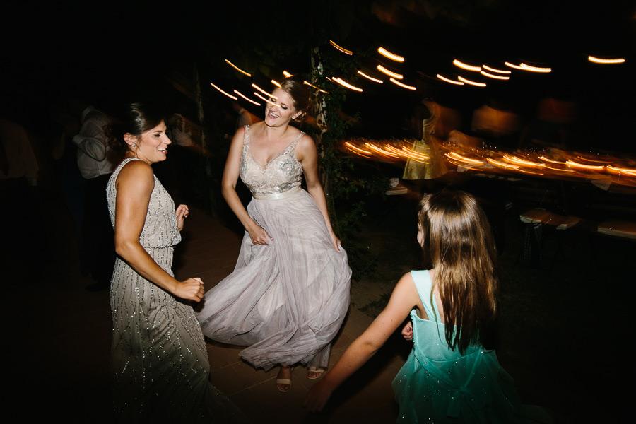 Tuscany Wedding Reception Photographer