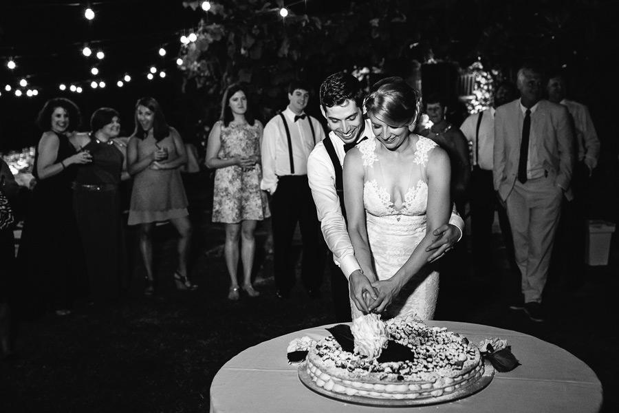 Italy Wedding Reception Photographer