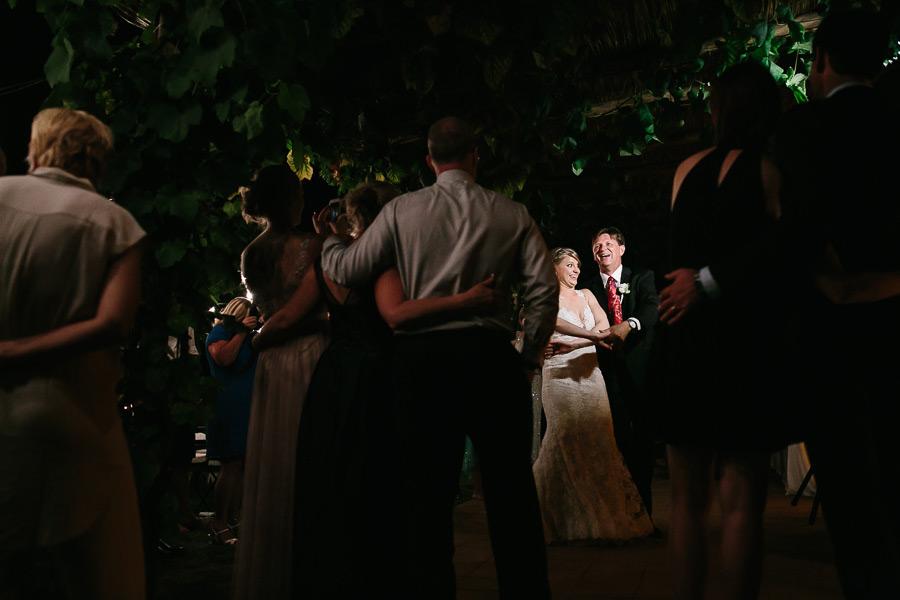 Borgo Petrognano First Dance Wedding Photographer