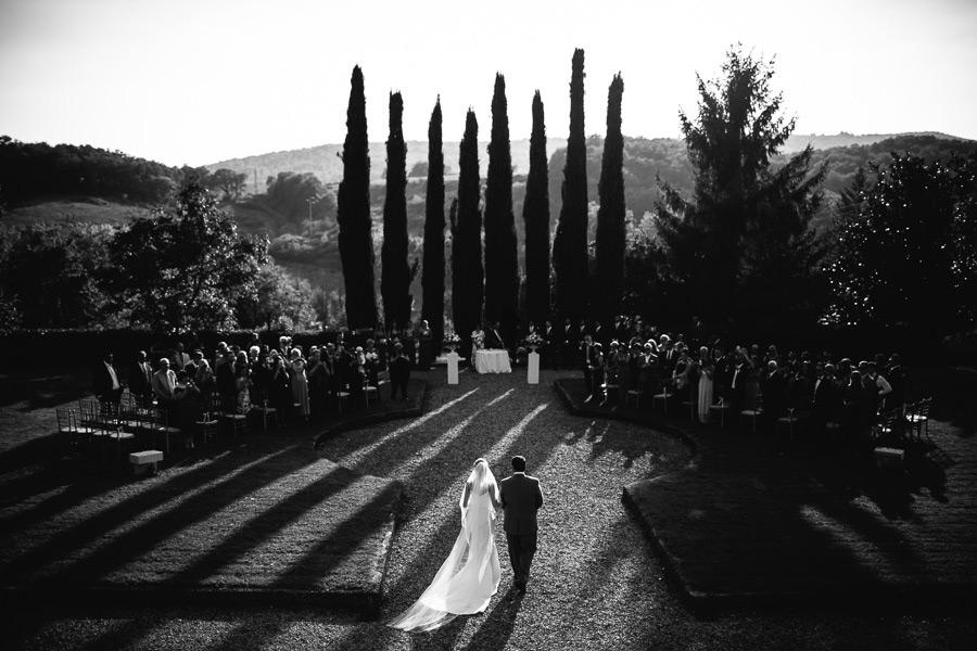Best Wedding Ceremony Tuscany