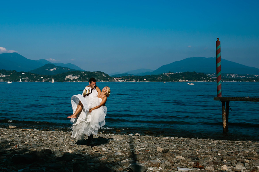 Lago Maggiore Hochzeitsfotograf
