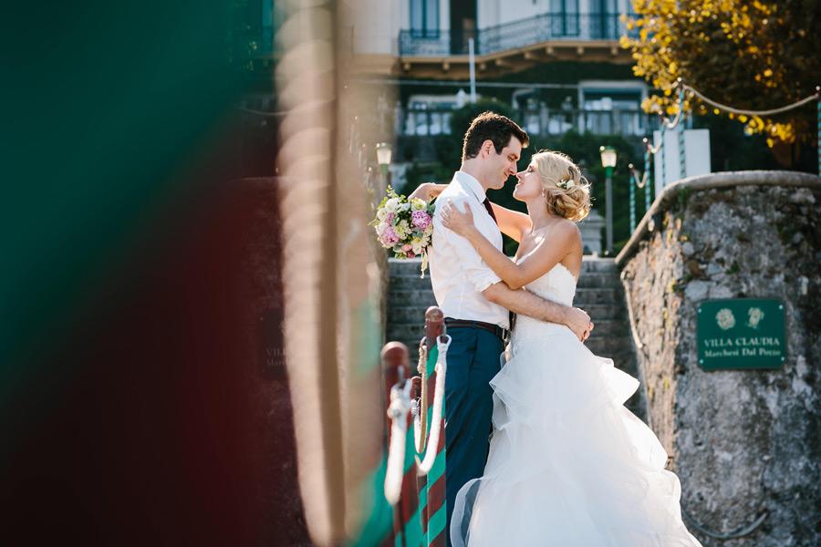 Lago Maggiore Fotografi di Matrimonio