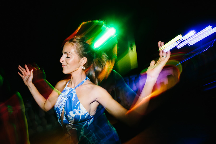 Wedding Photographer Villa La Selva Party